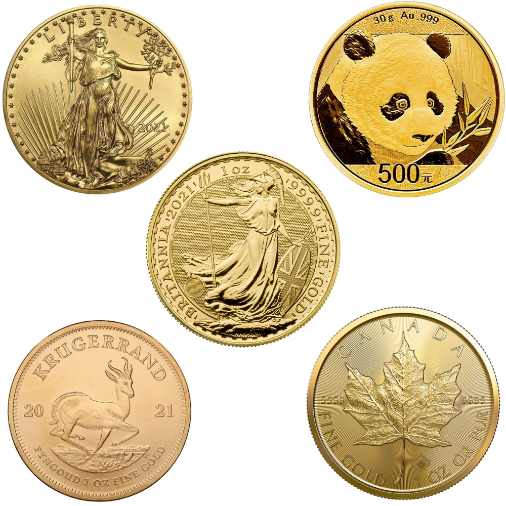 Invest in gold coins with Bullion House